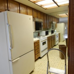 Belair Kitchen Before Home Staging