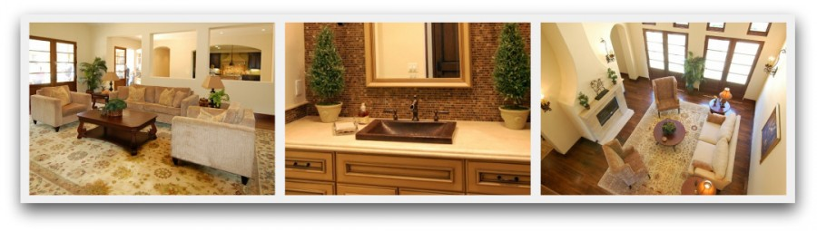 Encino home staging luxury homes