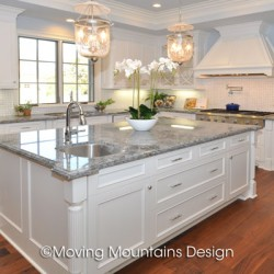 Arcadia Luxury Home Staging Kitchen