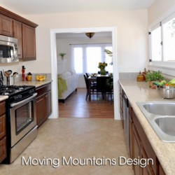 Altadena Home Staging Kitchen