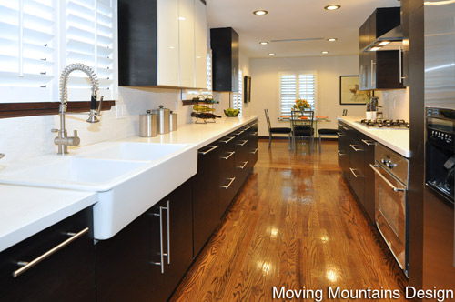 Contemporary Pasadena Kitchen Home Staging