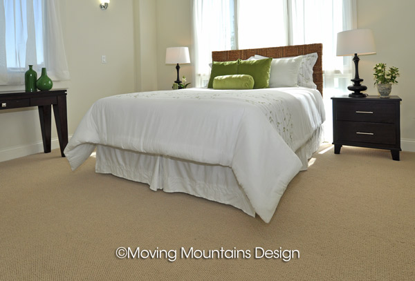 Model home staging los angeles master bedroom photos moving mountains design los angeles Master bedroom home staging