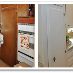 Kitchen Transformation Before and After Home Staging Consultation