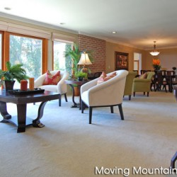 Sierra Madre Home Stager Living Room