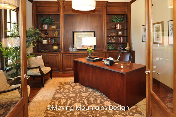 Luxury Home Offices luxury home staging | 9/14 | moving mountains design - los angeles