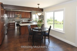 Kitchen House Staging in San Clemente