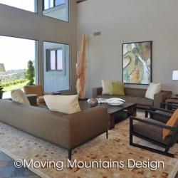 Pasadena Contemporary Home For Sale Living Room