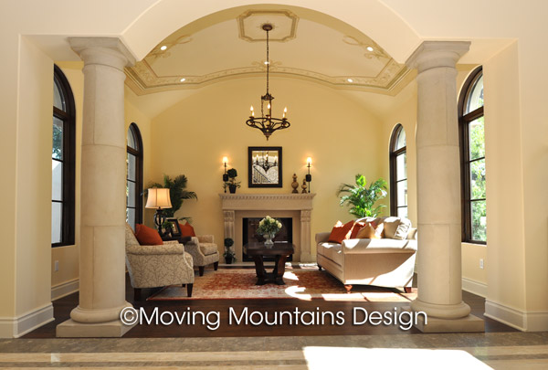 staging company Living room of luxury new construction home in Arcadia   Uncategorized   13 49   Moving Mountains Design   Los Angeles Real  . Living Room Staging. Home Design Ideas