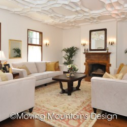 San Marino Home Staging Living Room - Moving Mountains Design ...