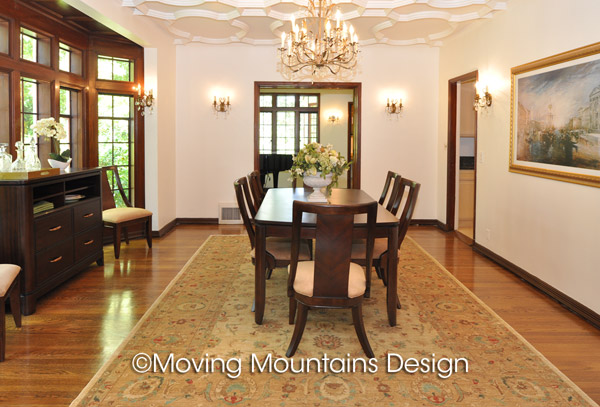 San marino home staging luxury estate for The family room san marino