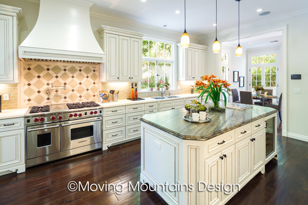Kitchen Remodeling Beverly Hills Unique Beverly Hills Kitchen Home Staging  Moving Mountains Design  Los . Design Ideas
