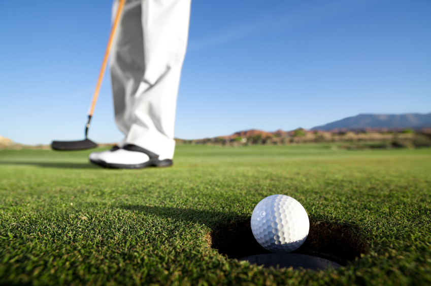 Real Estate Success A Hole In One