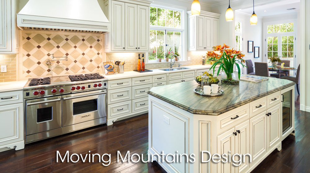 Beverly Hills Home Staging Kitchen