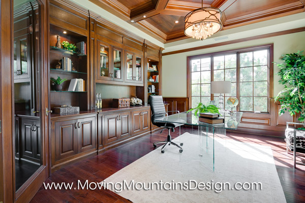Beautiful Arcadia Home Staging Home Office