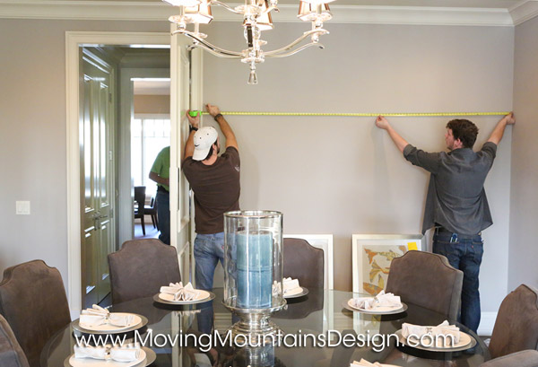 Making Sure Art Is Hung Correctly Luxury Home Staging