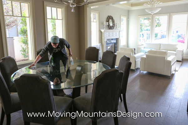 Making Sure Everything Is Perfect Is Important Part Of Luxury Home Staging
