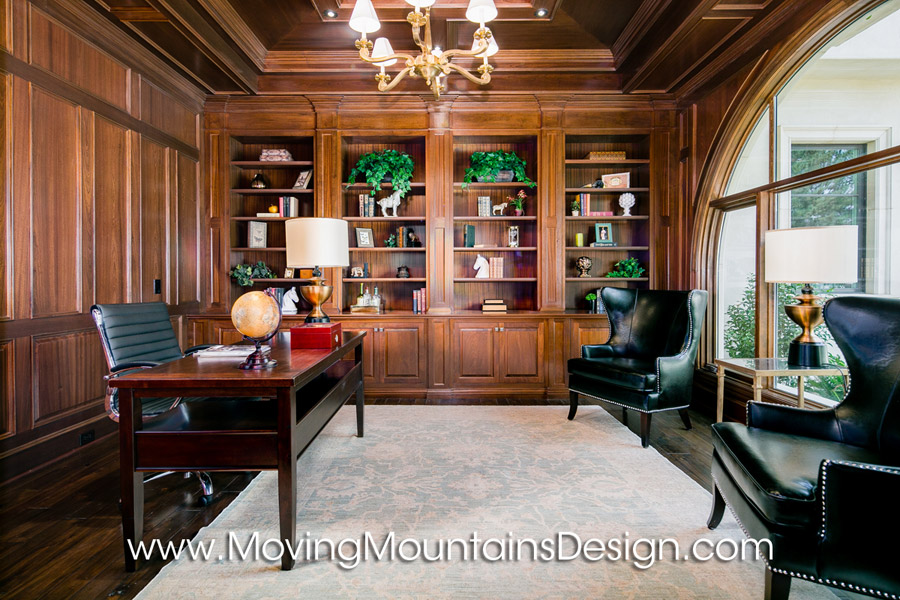 Luxury Home Staging Office in Arcadia, CA