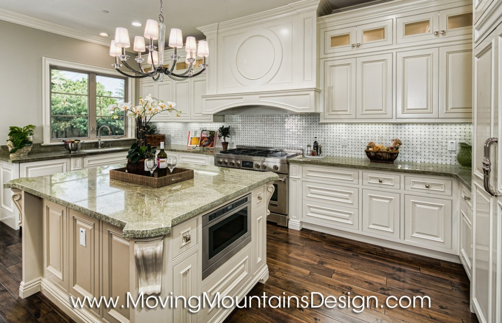 Beautiful Arcadia Home Staging Kitchen