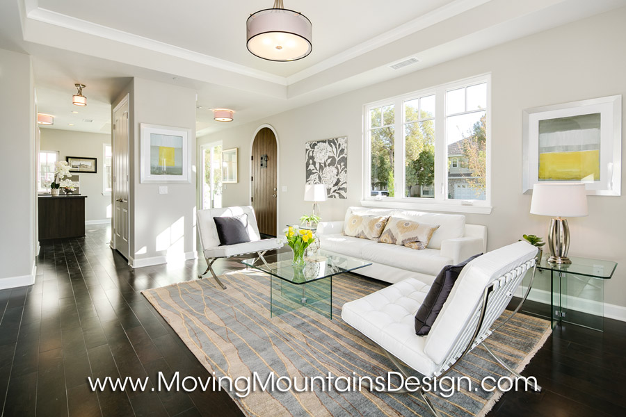 Model home furniture los angeles