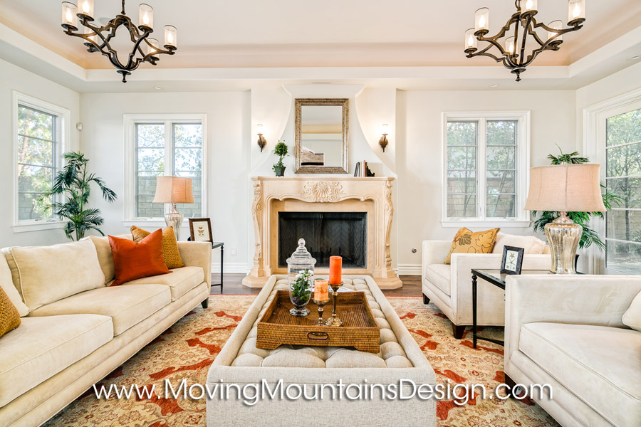 Luxury home staging moving mountains design los - Home staging valencia ...