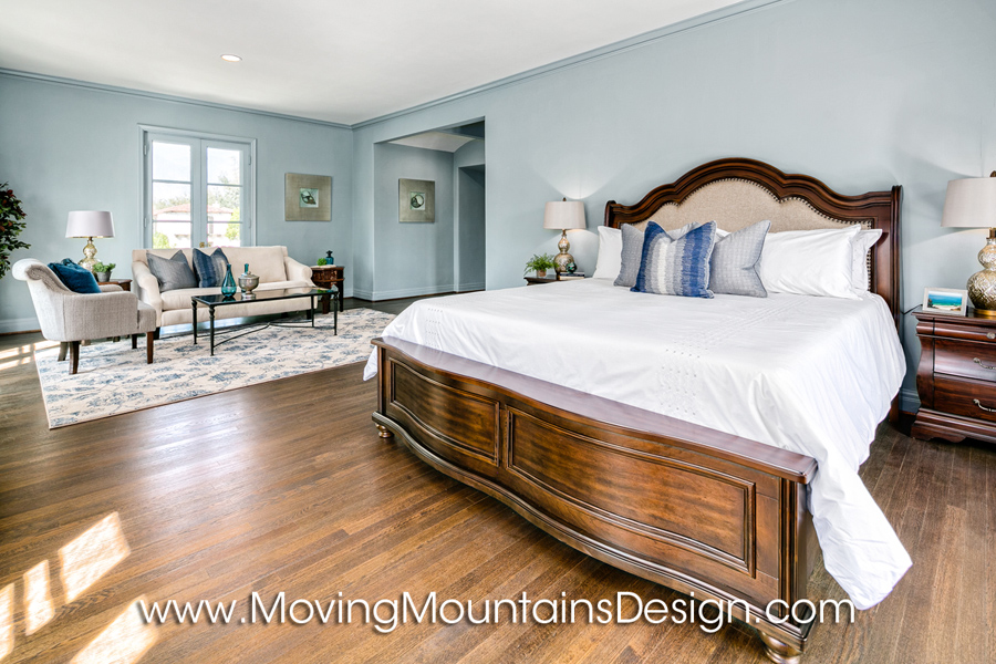 San Marino luxury home staging