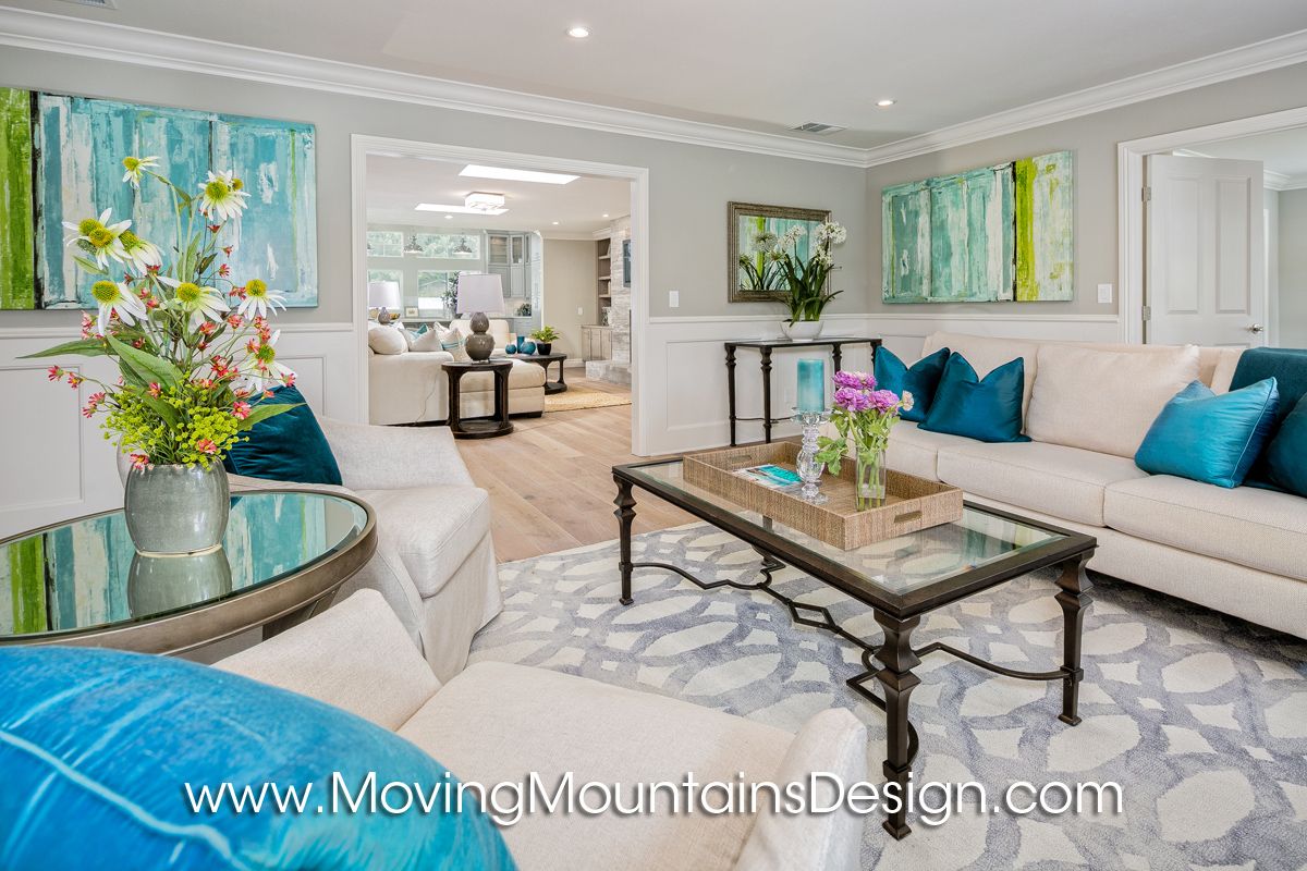Beverly Hills House Staging Formal Living Room Moving Home Staging Or Redecorating A Few Tricks