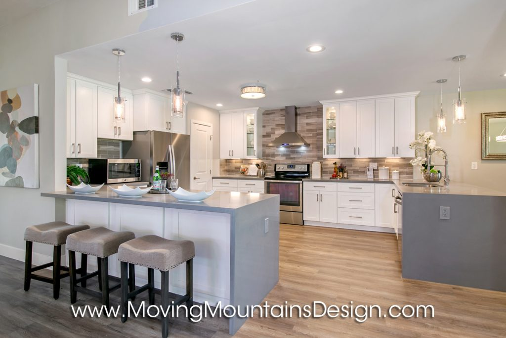 Kitchen Home Staging in Rancho Mirage
