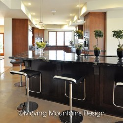 San Dimas Contemporary Home Staging Kitchen