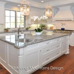 Arcadia Luxury Home Staging Kitchen