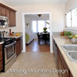 Altadena Home Staging Kitchen