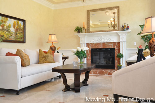 Formal Living Room Arcadia Home Staging