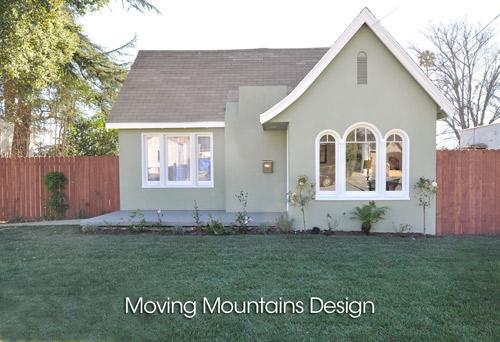 Altadena Home Staging For A Real Estate Investor