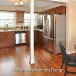 Whittier home staging for Real Estate Investors Kitchen