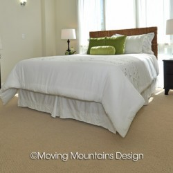Model Home Staging Los Angeles Master Bedroom Photos