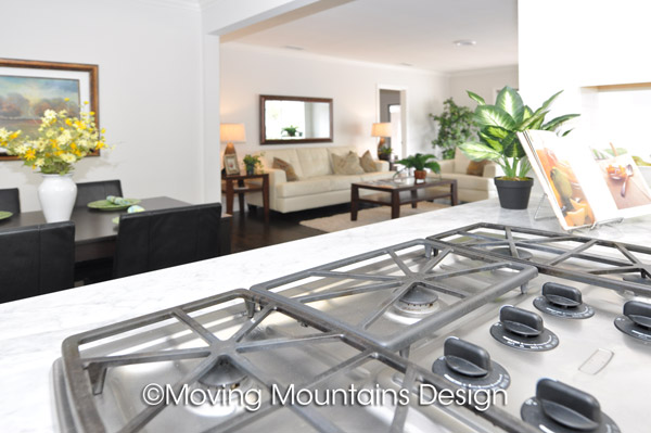 Los Angeles Home Staging Van Nuys Kitchen
