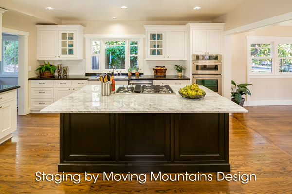 Pasadena CA Home Staging Kitchen