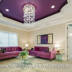Arcadia Luxury Home Staging Family Room