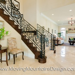 dia Home Staging Luxury Home Entry