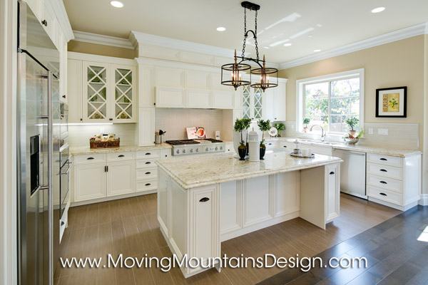 Arcadia Home Staging Luxury Home Kitchen