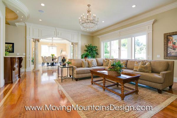 Custom Luxury Arcadia Home for Sale - Family Room