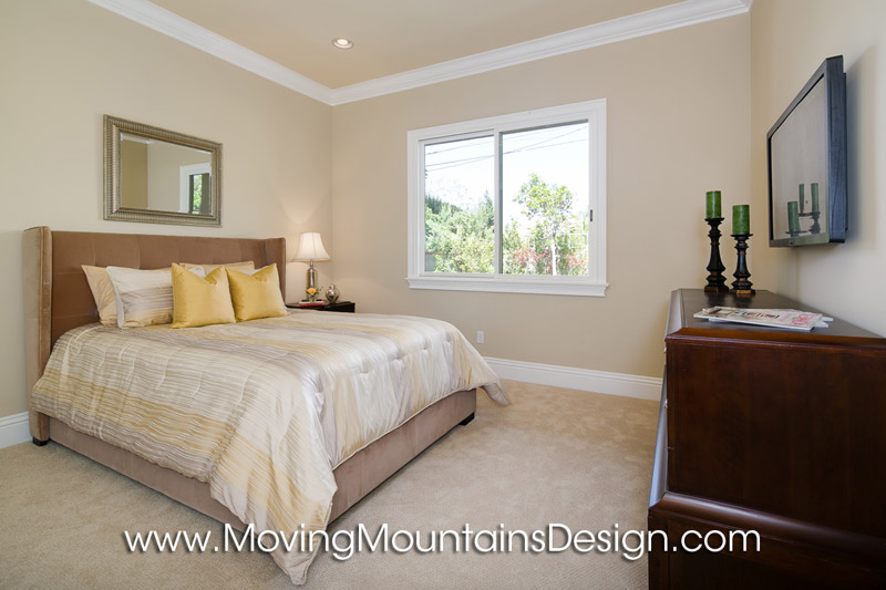 Guest Bedroom Home Staging Arcadia