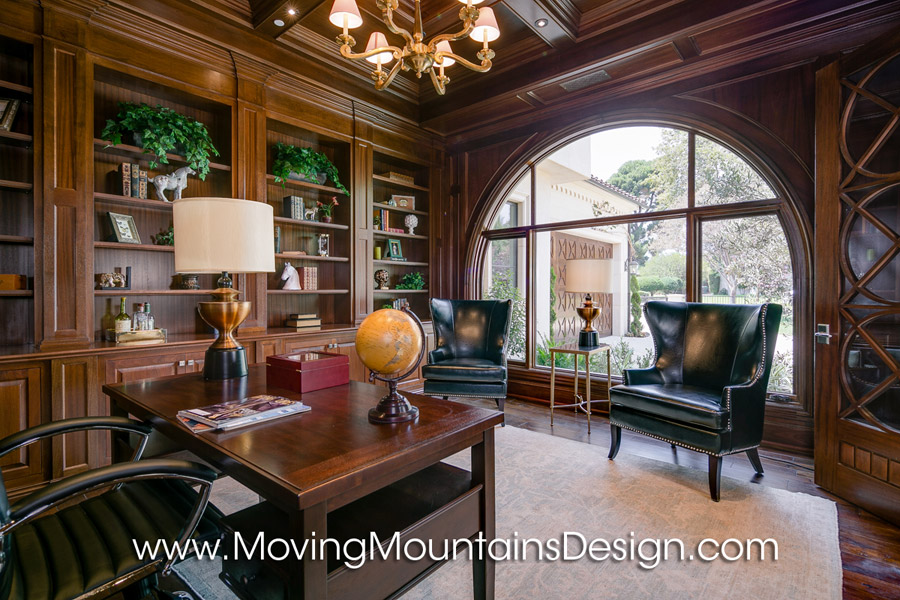 Arcadia home staging office