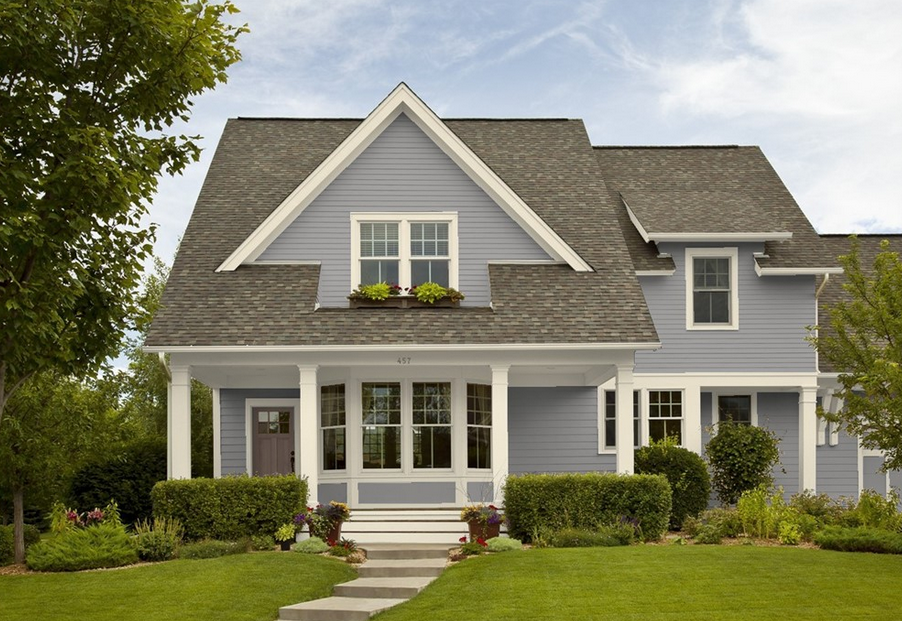Best exterior color to paint your house