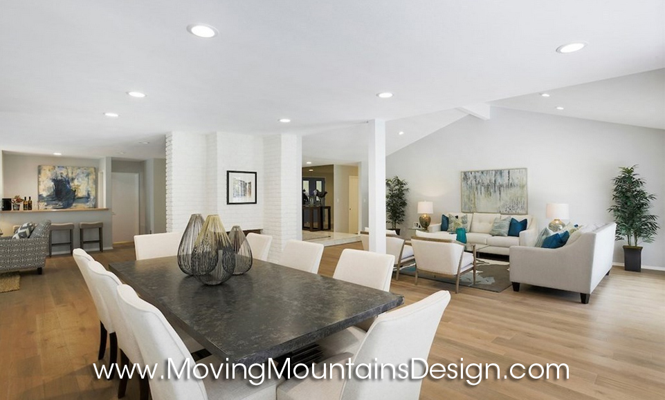 DiningRoom Lake_Encino Home For Sale